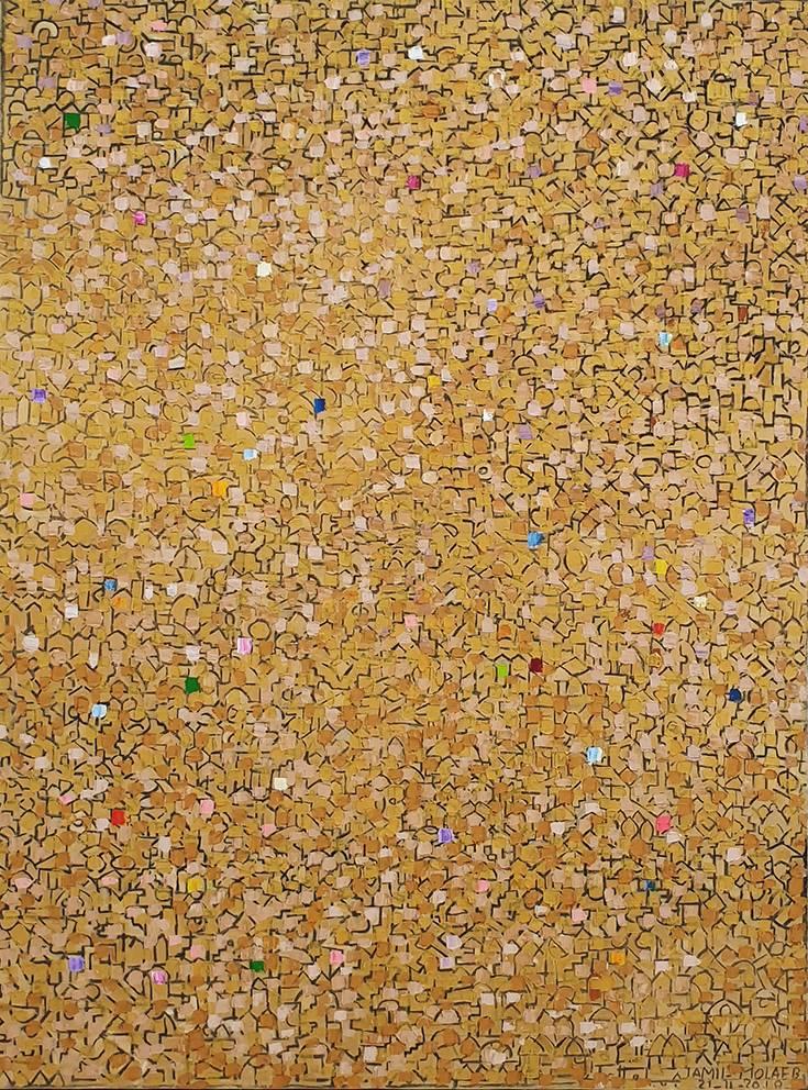 Jamil Molaeb, Untitled, 2021