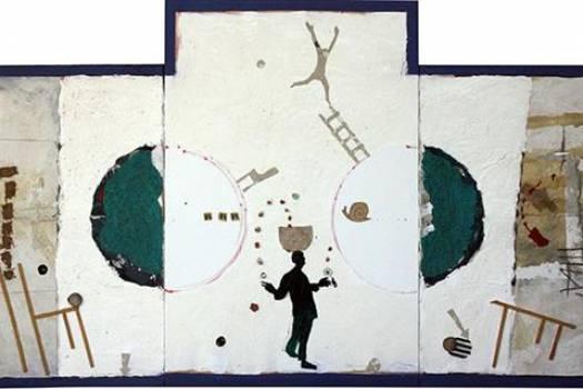 إيلي بورجيلي.. يوميات الفوضى وأغوار الذاكرة