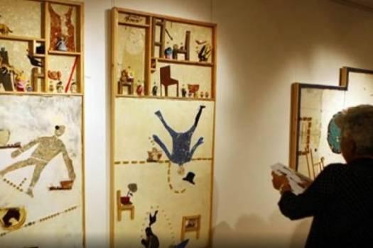 """معرض - إيلي بورجيلي في """"غاليري جانين ربيز"""" فلنتفرّج على عوالم الأمير الصغير"""