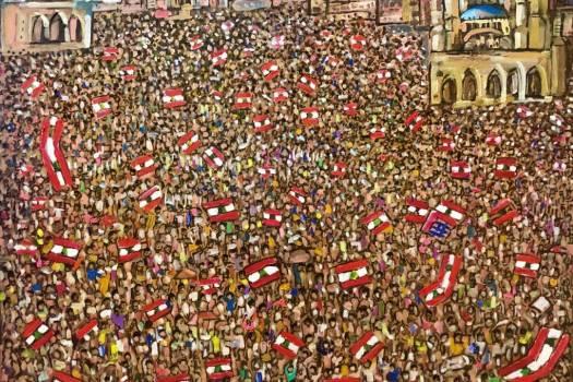 """Trois vibrantes voix dans la """"révolution"""" en marche - L'Orient-Le Jour"""