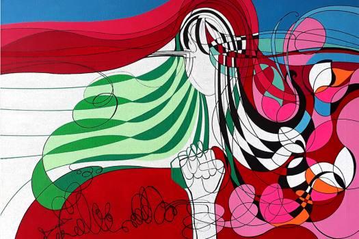 حشد من الفنانين اللبنانيين يلبي دعوة غاليري «جانين ربيز» للمشاركة في معرض «17تشرين الأول»