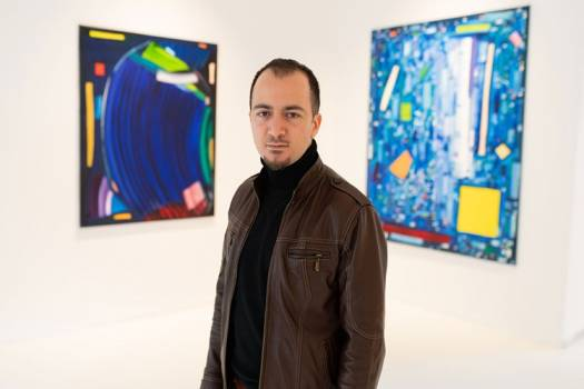 When Disciplines Dovetail: Ribal Molaeb talks lockdown painting, learning from his father and Lebanon as a source of inspiration