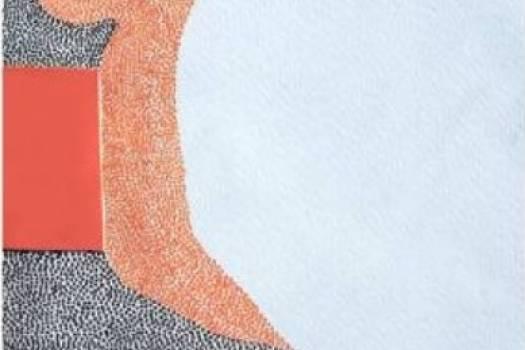 """معرض - لادليتا اسطفان في """"جانين ربيز"""": رقصة الألوان"""